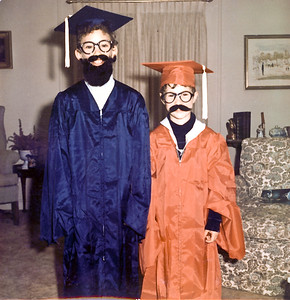 Andy and Jim -- the Grads