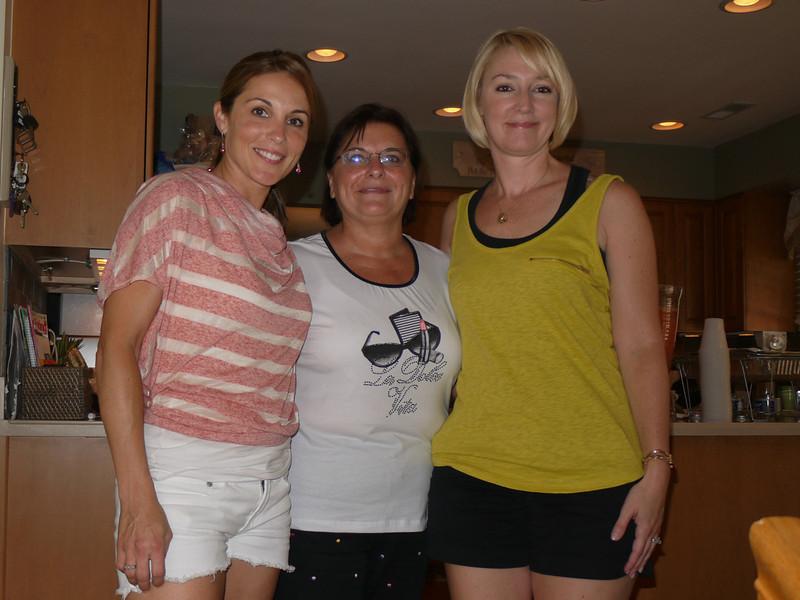 Mindy, Margie & Wendy