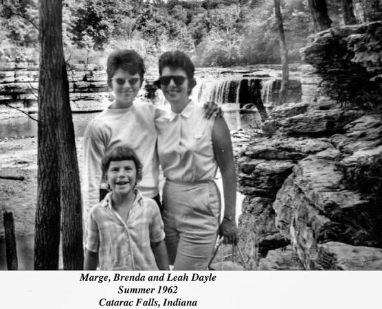 Marge, Brenda & Leah