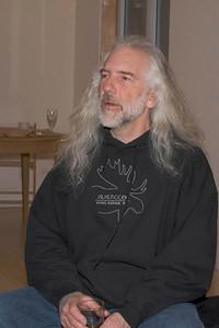 Michael Monroe, closest neighbor and Deb Mueller's partner