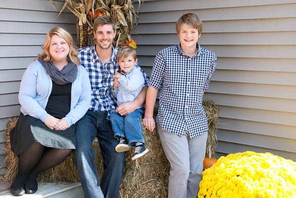 Bobbe Family 2014