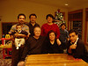 Christmas in Sara's Bothell house.  2003?