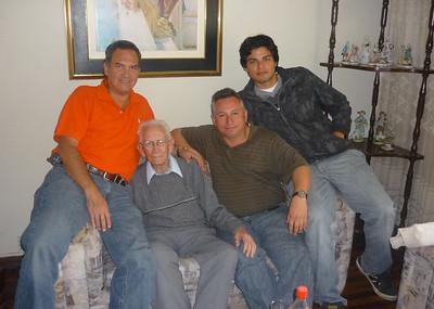 Bodas de Oro, Trujillo '09