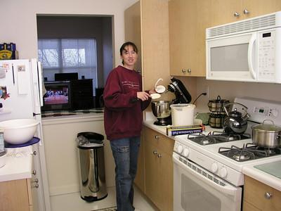 Boise Thanksgiving 2003