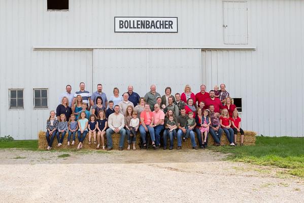 Bollenbacher Extended Family