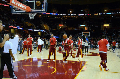 Cavs Game 2/8/13