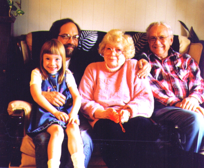 Alina,Dave, Wayne& Bonnie
