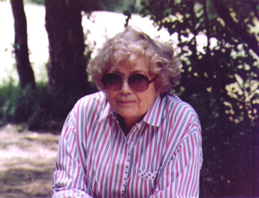 Bonnie D  Eldredge, Weber Memorial Park,