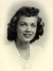 Bonnie l  Decker,  July 1945,