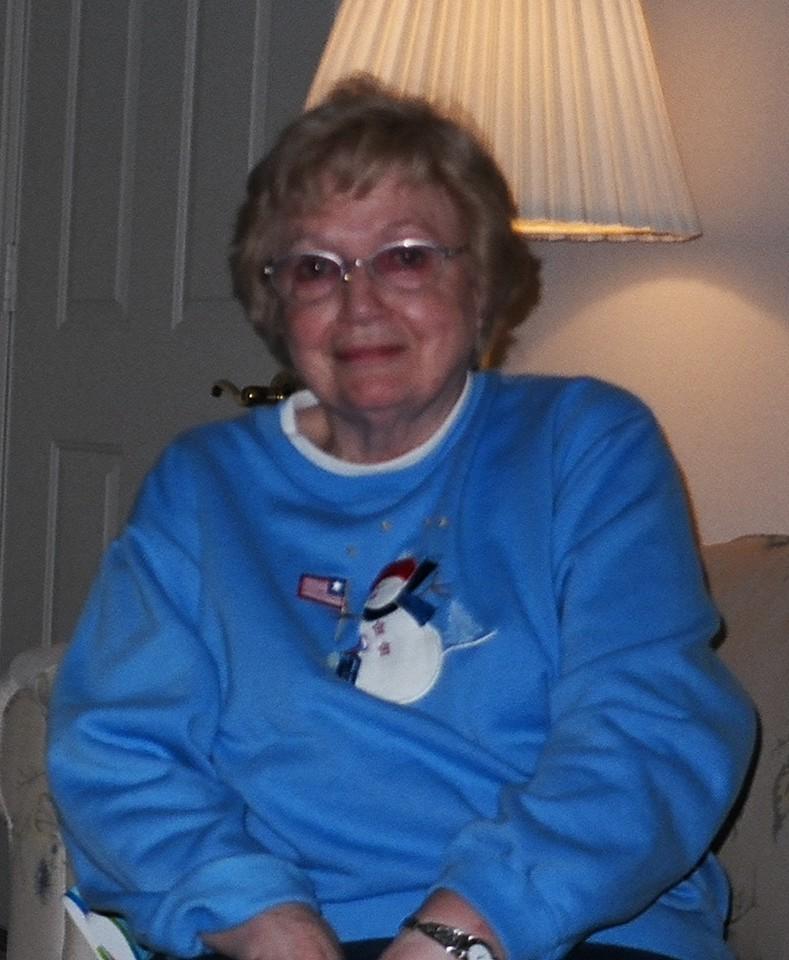 Bonnie, Christmas 2003