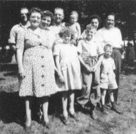 Edna & Family