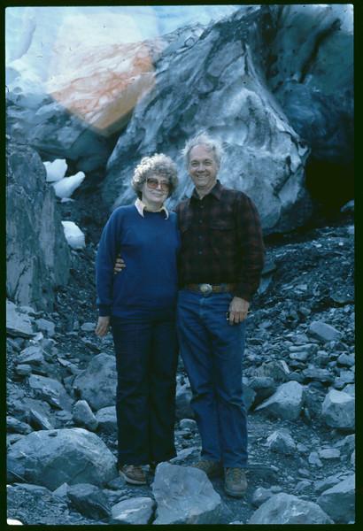 Bonnie & Wayne, Exit Glacier, AK, 08-1983,  8-21-2007 12-38-02 PM 1597x2383 - Copy