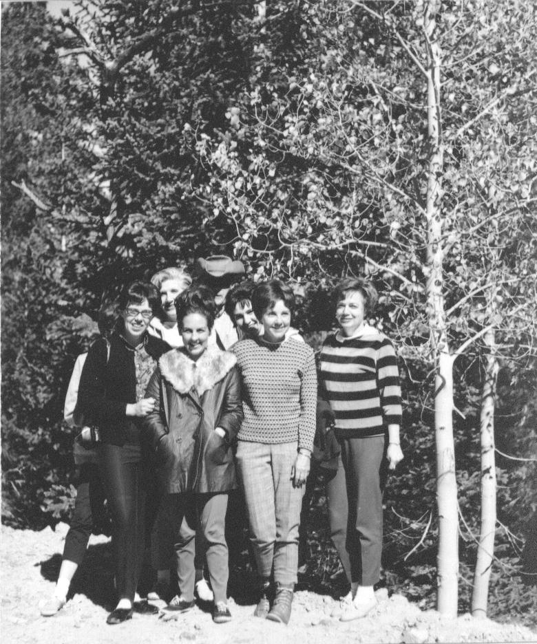 Bonnie, Forestry Field Trip -1