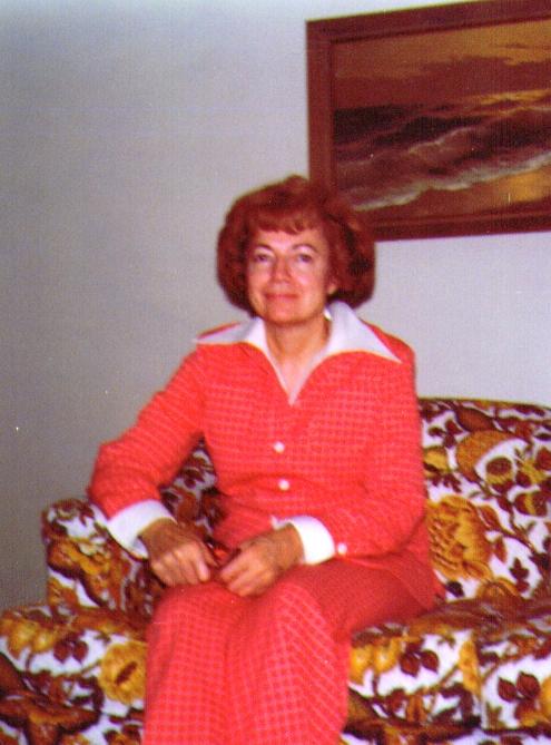 Bonnie D  Eldredge, Our Living Room,