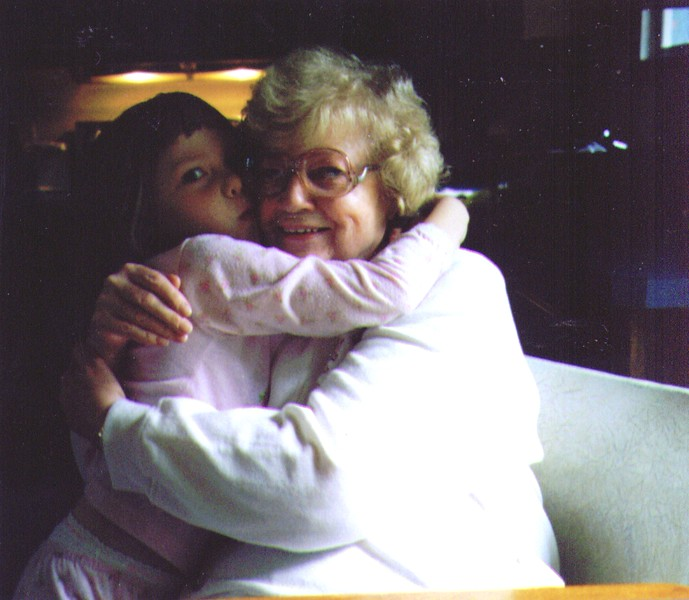 I Love my Grandma !