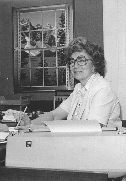 Bonnie D  Eldredge, Federal Bldg ,