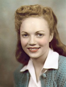 Bonnie L  Decker, June 1943,