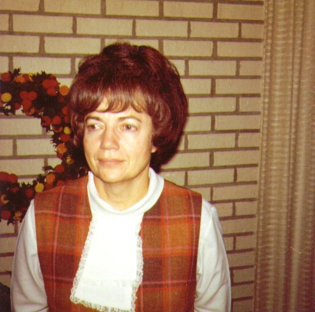 Bonnie's New Hairdo,
