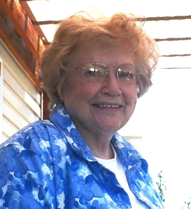 Bonnie at Russ & Kim's House,  2005
