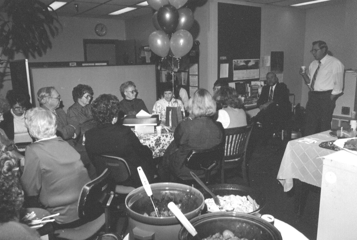 Bonnie's Retirement Party 001