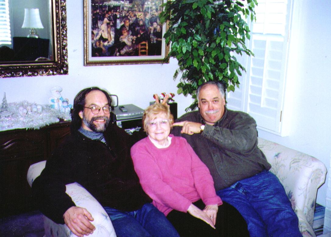 Dave, Bonnie & Mike