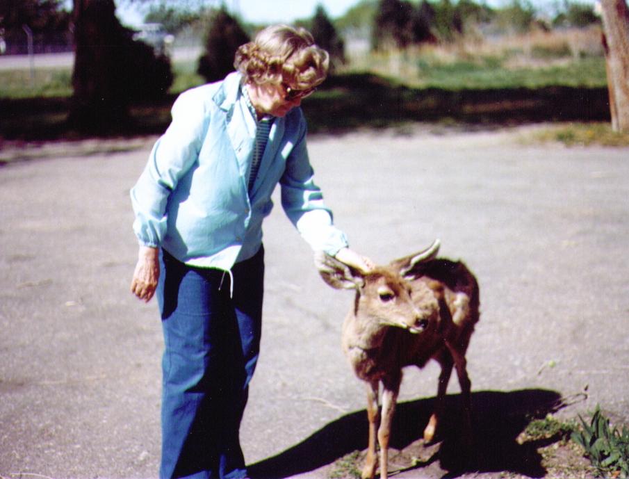 Bonnie & Daisy, Ogden Nature Center