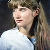 Cousin Mary's senior year photo<br /> <br /> Daughter of Aunt Susan and James Warden