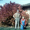 Grandpa Bob and Berta <br /> 1982