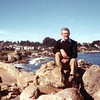 Grandpa Bob, Pacific Grove, California, 1980