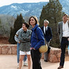 Garden of the Gods after Grandma Ruth's memorial service