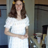 Aunt Susan on her wedding day to Gregg Freeborg <br /> 1974<br /> St Louis, Missouri