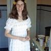 Aunt Susan on her wedding day to Gregg Freeborg <br /> 1974<br /> St Louis, Missouri