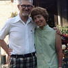 Grandpa Bob and his last wife, Alberta, at their home in Denver, Colorado