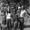 Bonnie's family 1972ish