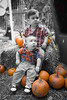 Booker Kids-017-B W Pumpkin