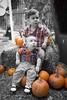 Booker Kids-017-B W Pumpkin