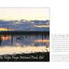Sunset, Lake Nuga Nuga National Park, South Central Queensland