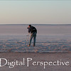 """Front Cover """"A Digital Perspective"""""""