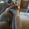 Amelia's ballerina dress for giving up the binky.