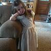 Amelia's ballerina dress for giving up the binky.