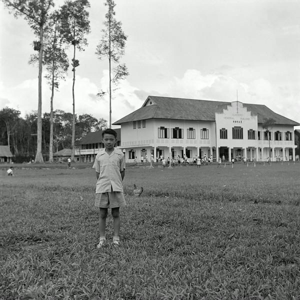 Me Summers Memorial Hall (1955)