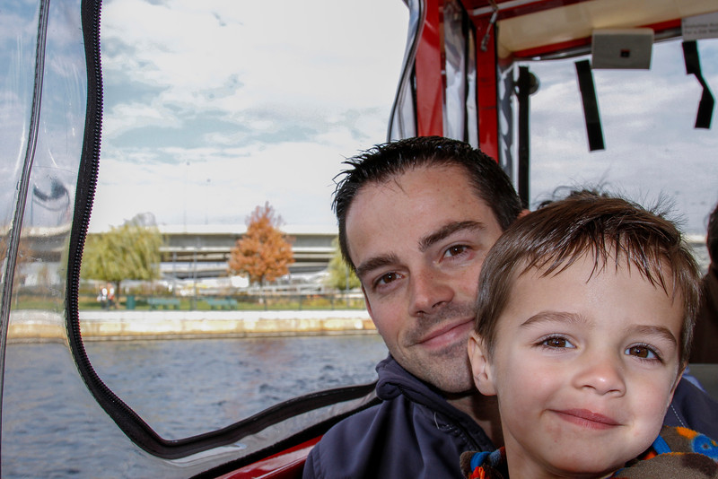 Duck boat day