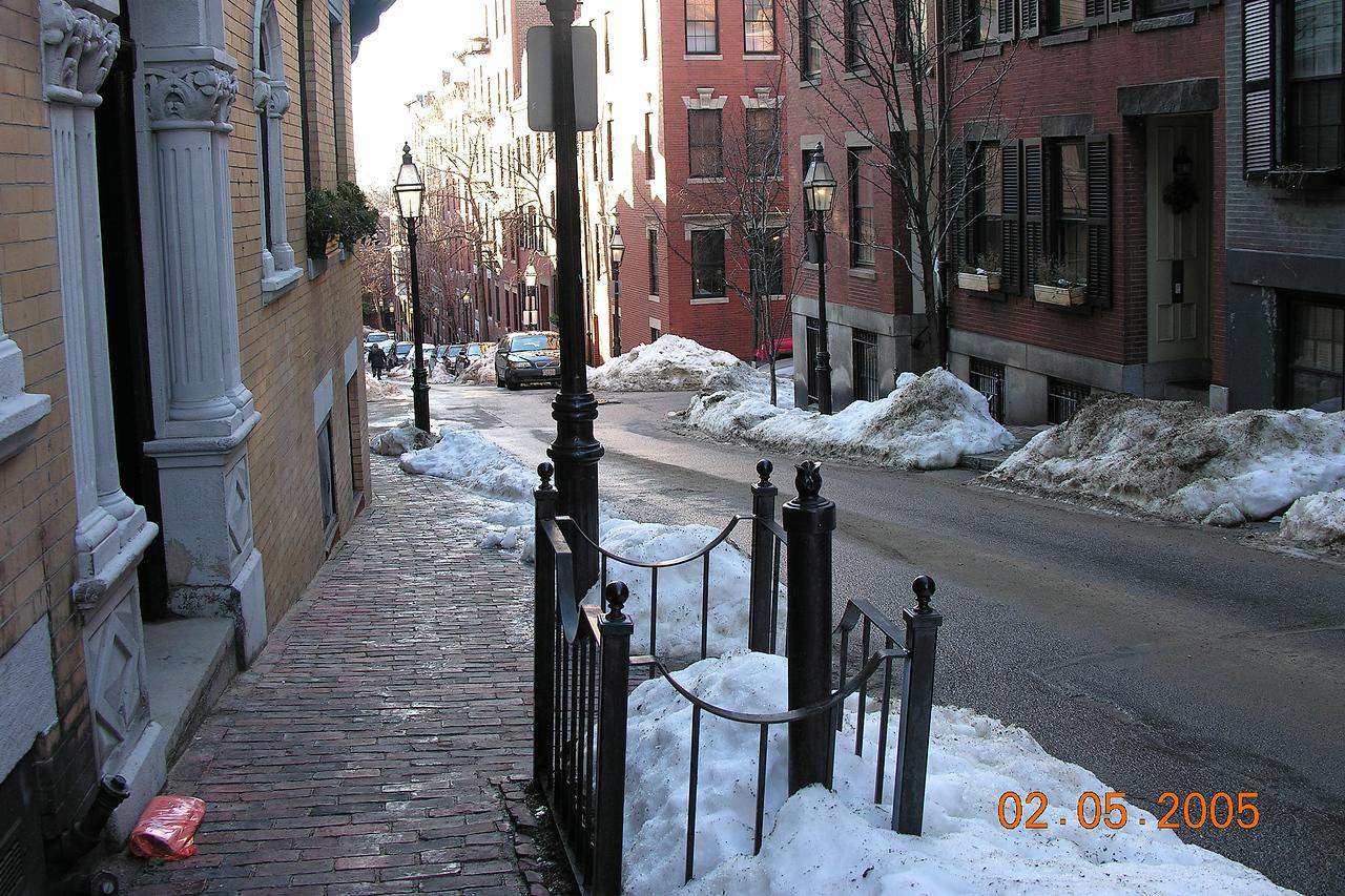Loved these quaint neighborhoods