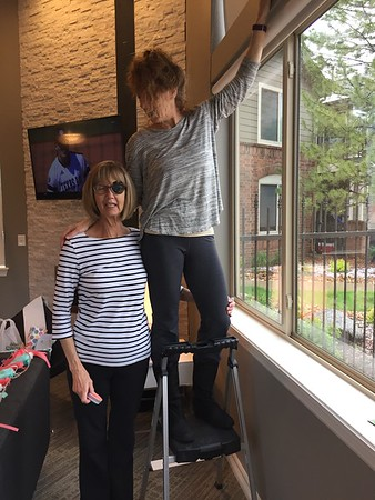 Boulder Visit - Baby Wags Shower,  May 7, 2016