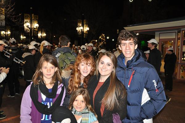 Boulder mini family reunion Nov 2013