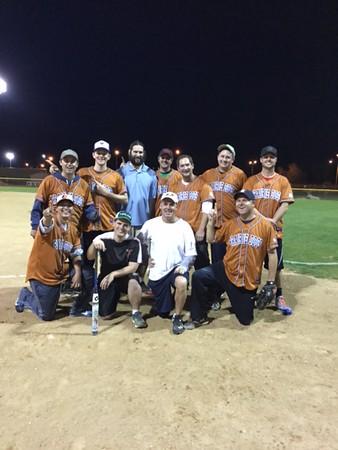 Boulder visit - P Dogs Softball May 2016