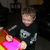 Joshua really likes the GlowSketch pad.