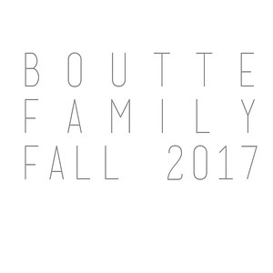 Boutte Family Fall 2017