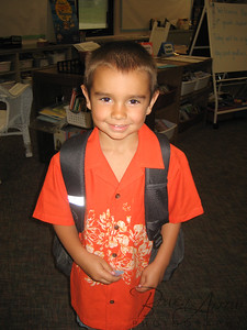 First Day of School 2009-10-0008