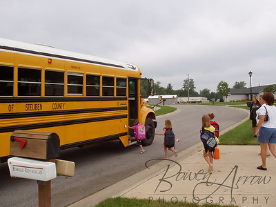 First Day of School - KLB 13